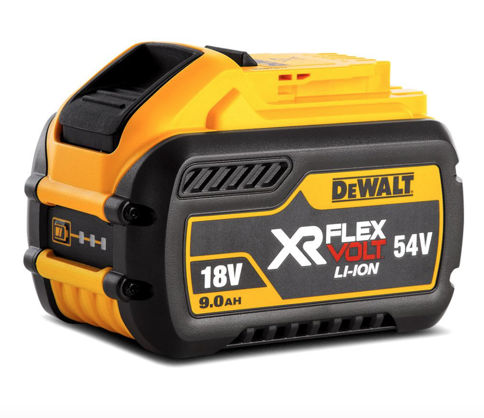 DeWalt XR FlexVolt 9 AH Battery