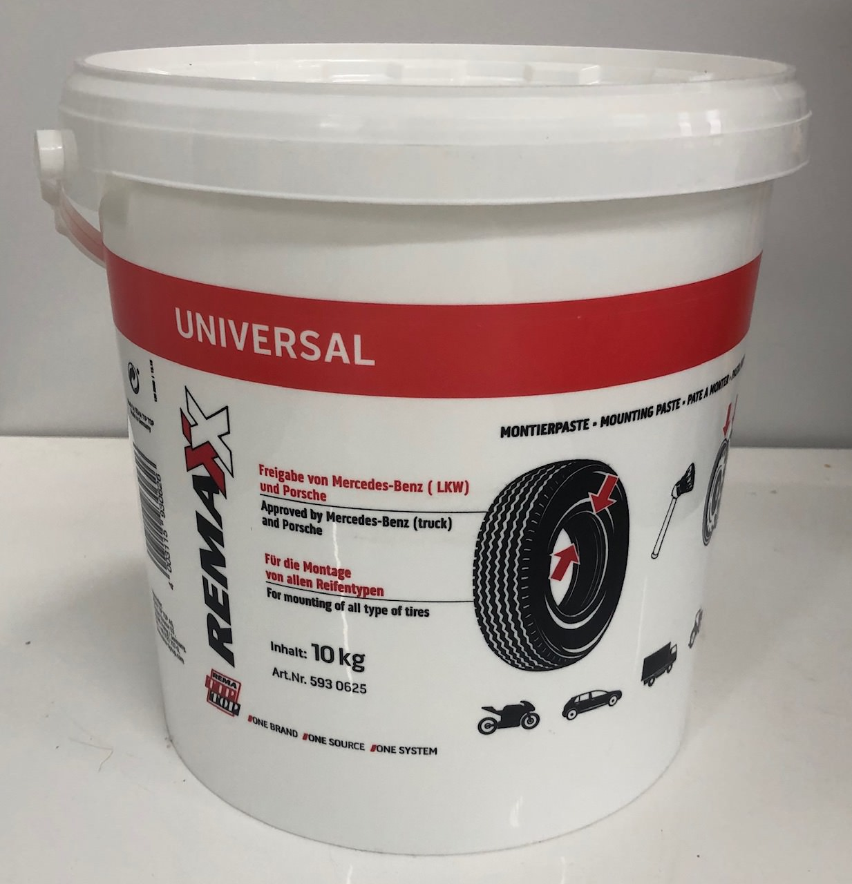 Remaxx Tyre Bead Lube 10 KG  Simply The Best!