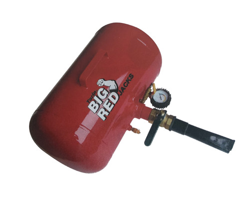 Big Red 10 Gallon Tyre Bead Blaster. In Stock Now!
