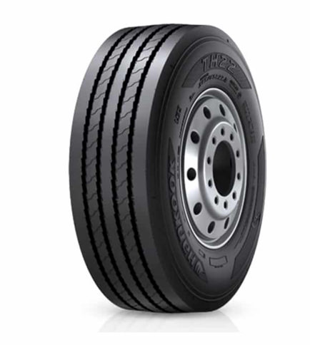 Hankook TH22 11R22.5 Trailer Tyre