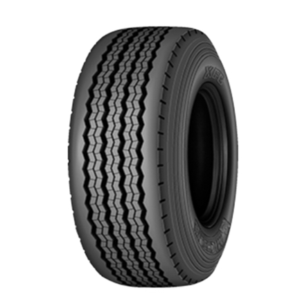 Michelin XFE 385/65 Steer Tyre Incl 18oz Balance Beads