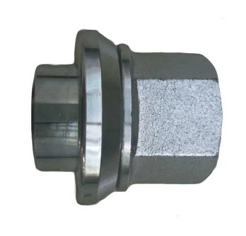 BSF 7/8-11 Short Retro-Fit Nut To Suit Scania Up To 2004