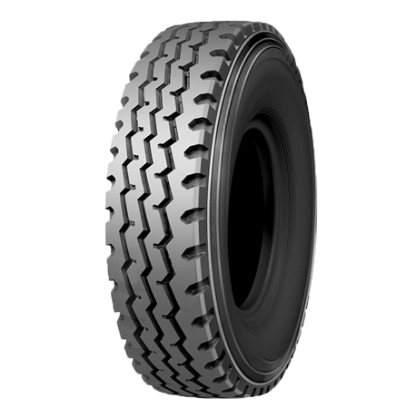 US Spec 8.25 x 22.5 Alloy + 11R22.5 Trailer Tyre